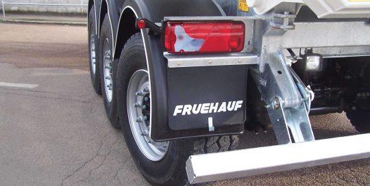 Fruehauf – bennes travaux publics – Extreme
