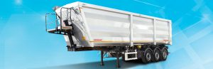 Fruehauf Bennes Grand volume