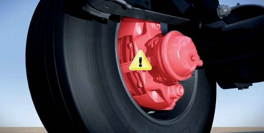 Fruehauf innovations TPMS