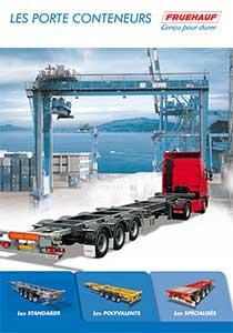 Brochures-Porte-conteneurs